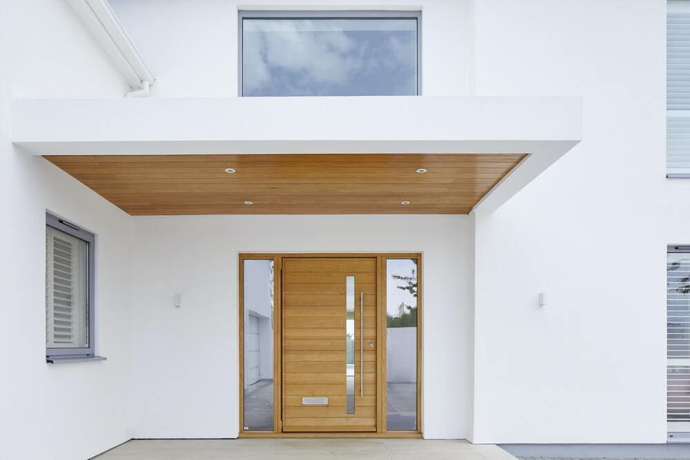 งานวงกบ-ประตู-หน้าต่างไม้