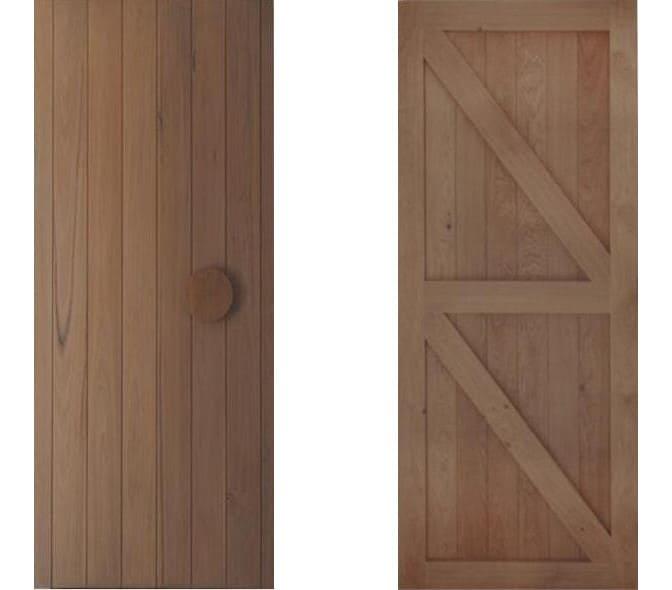 ประตูไม้ ชุด 15
