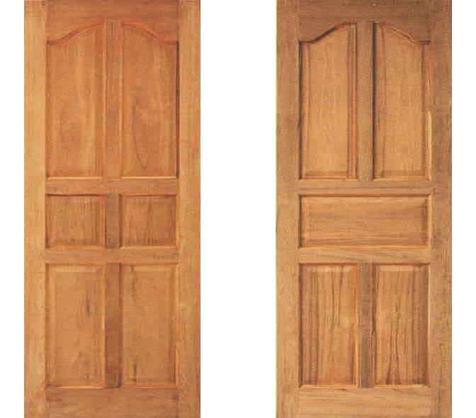 ประตูไม้ ชุด 2