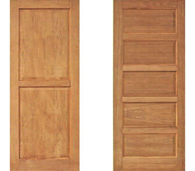ประตูไม้ ชุด 3
