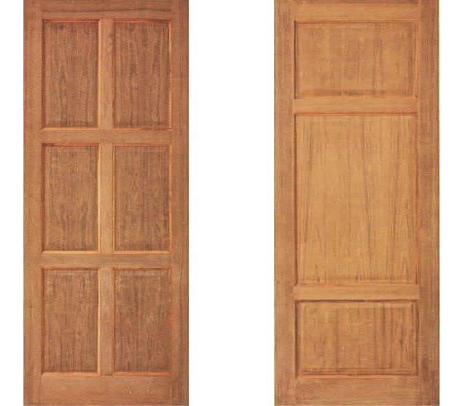 ประตูไม้ ชุด 5