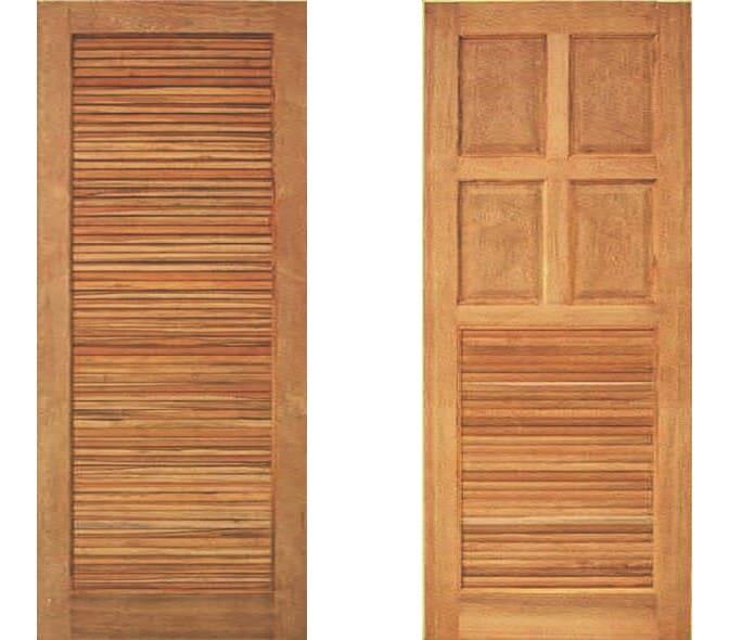 ประตูไม้ ชุด 7
