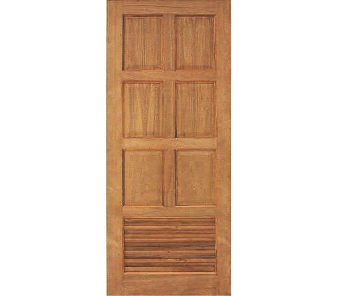 ประตูไม้ ชุด 8