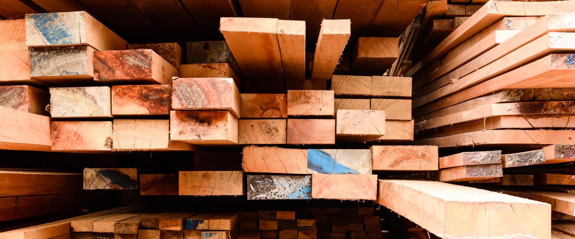 ผลิตภัณฑ์ไม้แปรรูป