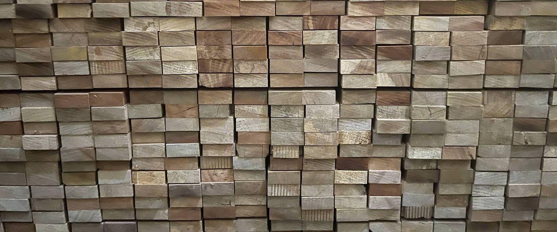 ผลิตภัณฑ์ไม้โครง