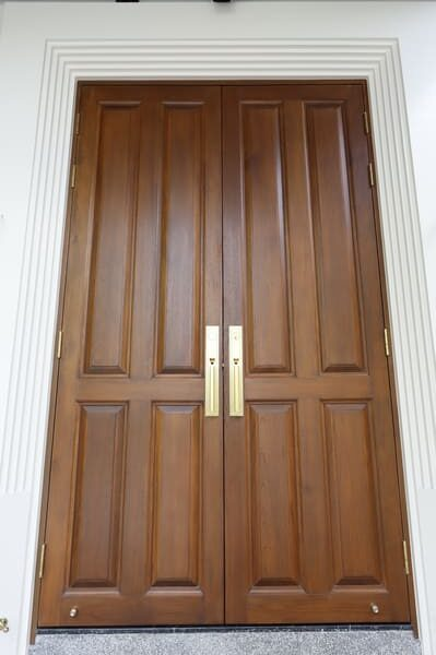 พื้นไม้สักและประตูไม้สัก-udomsuk69-1