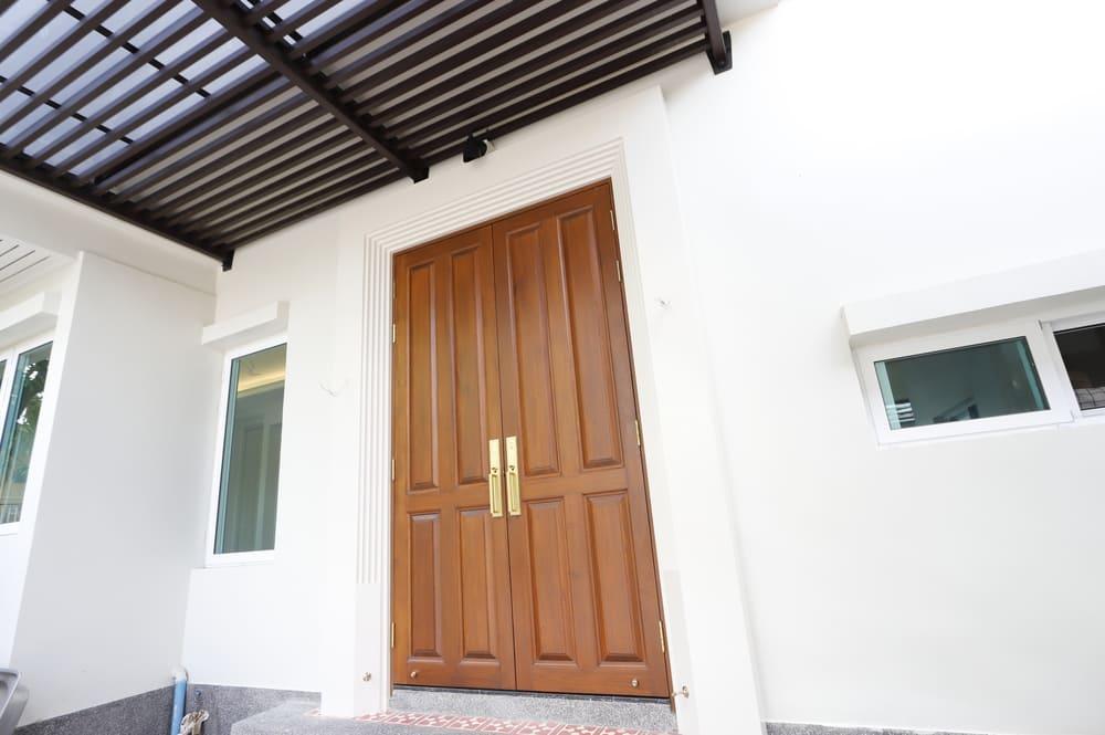 พื้นไม้สักและประตูไม้สัก-udomsuk69-2