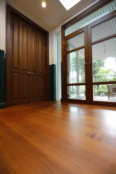 พื้นไม้สักและประตูไม้สัก-udomsuk69-8