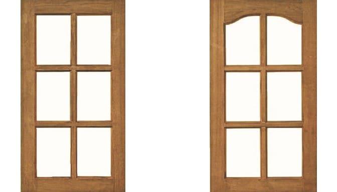 หน้าต่างไม้ ชุด 2