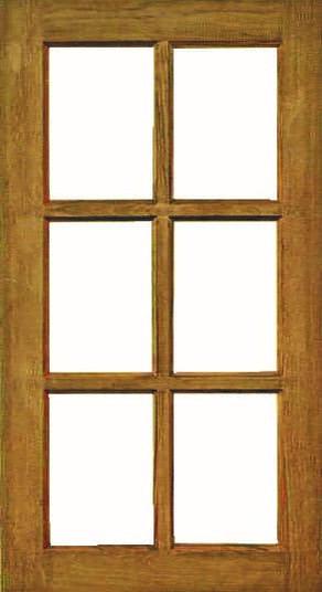 หน้าต่างไม้W003