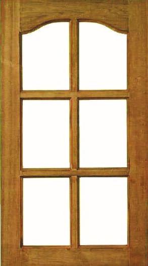 หน้าต่างไม้W004