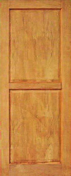 ประตูไม้ D005